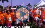 Projet de l'Arche en Martinique - Semi-marathon de Fort de France 2015